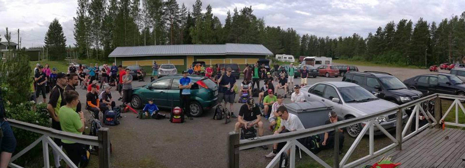 Frisbeekauppa Tour osakilpailu – Kokkola